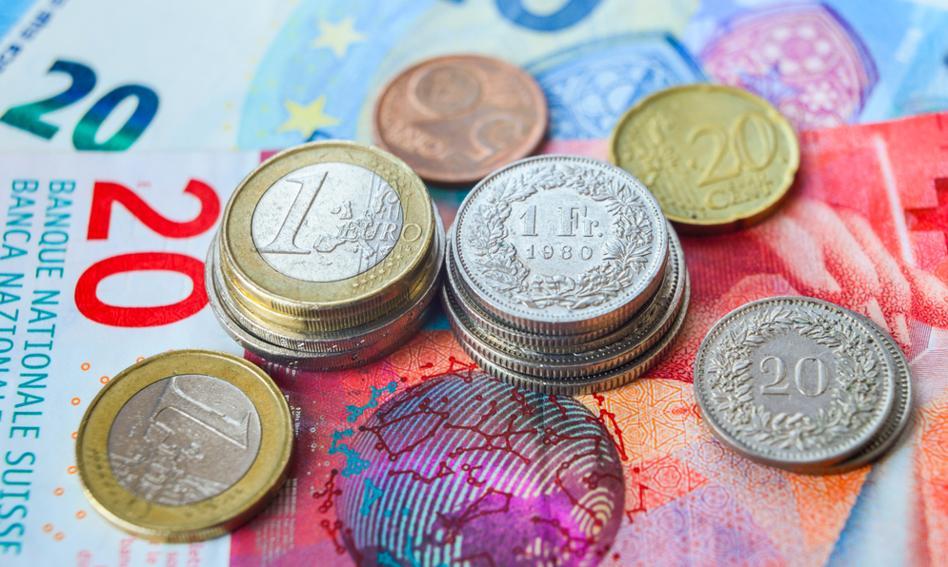 Kurs euro na granicy 4,50 zł