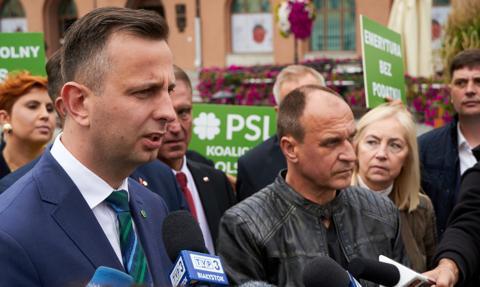 PSL zakończył współpracę z politykami Pawła Kukiza w ramach Koalicji Polskiej