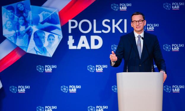 """""""Polski ład"""", czyli wielka redystrybucja dochodu"""