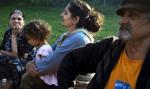 Romowie protestują, zablokowali autostradę
