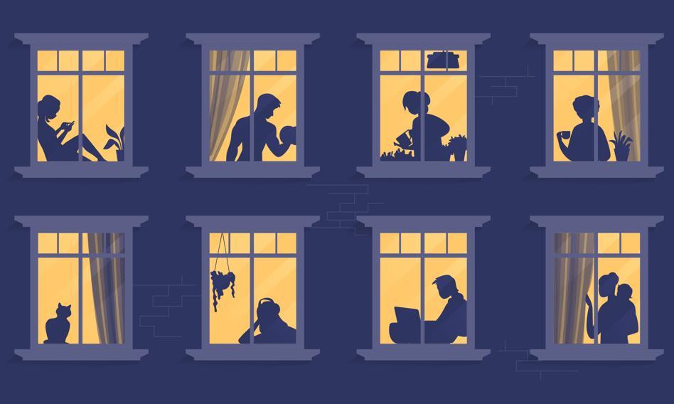 Dwa lub trzy pokoje na kredyt – tak mieszkają Polacy