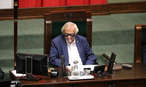 Sejm poparł wniosek KO o odroczenie obrad