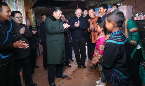 Chińczycy zlikwidowali biedę