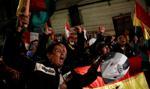 Nie ustają starcia zwolenników Moralesa z policją i wojskiem