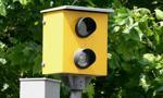 Tyko żółte fotoradary mogą fotografować