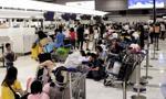 Kolejne protesty na lotnisku w Hongkongu. Znów odwołano loty