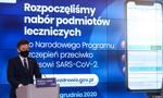 Rząd przedstawił szczegóły programu szczepień przeciw Covid-19