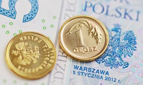 Złoty coraz słabszy. Kurs euro najwyżej od sierpnia