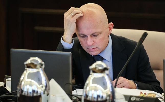 Paweł Szałamacha, minister finansów
