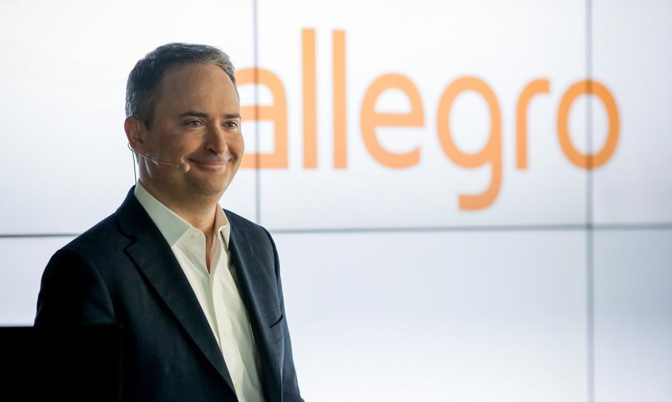 Akcje dla pracowników Allegro
