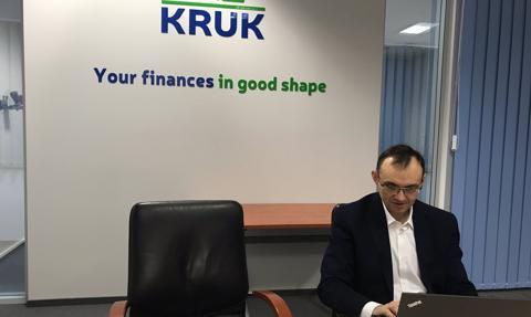 Kruk wydał w II kw. na wierzytelności 23 mln zł, mniej rdr o 82 proc.