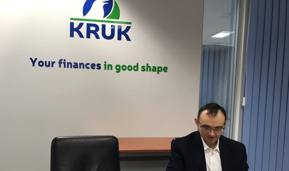 """BM mBanku podniósł cenę docelową akcji Kruka do 295,77 zł, a rekomendację do """"akumuluj"""""""