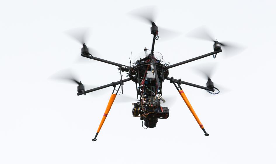 Afganistan: zakaz używania dronów przez media