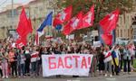 Sondaż: mniej niż połowa Ukraińców popiera protestujących Białorusinów