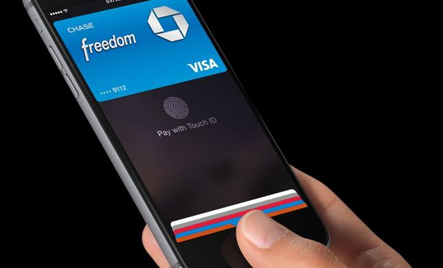 Apple Pay trafi do bankomatów