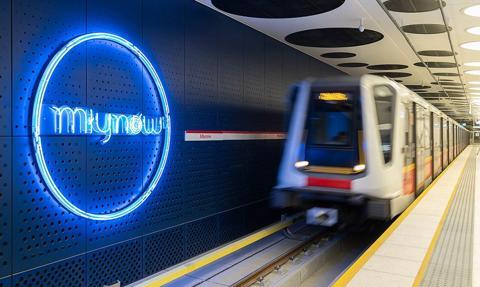 III linia metra w Warszawie. Jest wstępna analiza dotycząca przebiegu trasy