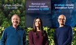 Microsoft ogłasza plan wyeliminowania śladu węglowego do 2030 r.