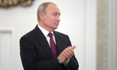 Putin zapewnił, że to dzięki niemu Nawalnego leczono za granicą