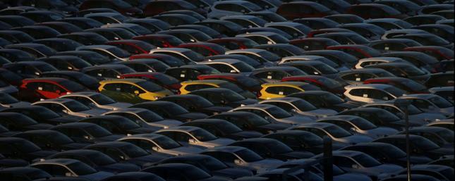 Najczęściej rejestrowane samochody w Polsce – styczeń 2017