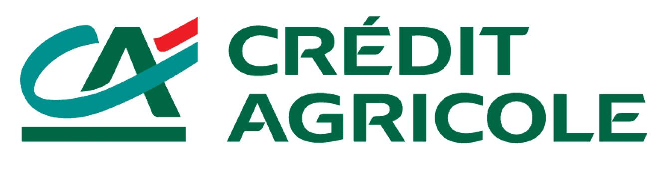 Logotyp Crédit Agricole