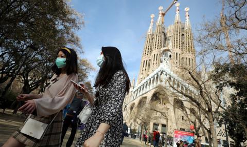 Hiszpania: Katalonia i Andaluzja podniosły kary za lekceważenie restrykcji