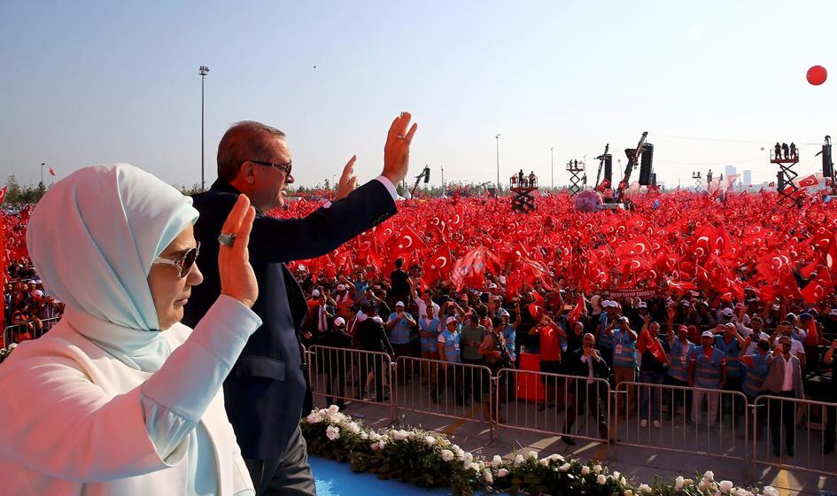 Turcja wycofała się z konwencji stambulskiej, mającej chronić kobiety przed przemocą domową