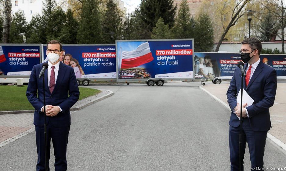 770 mld zł dla Polski. Rząd przyjął projekt ustawy o ratyfikacji zasobów własnych UE