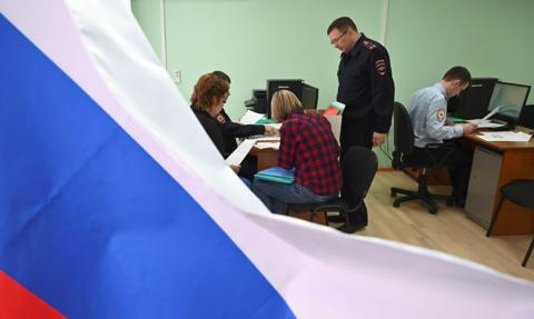 Ponad 530 tys. mieszkańców Donbasu otrzymało rosyjskie obywatelstwo