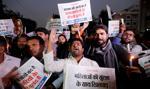 Indie: wzmocnione siły policyjne i odcięty internet