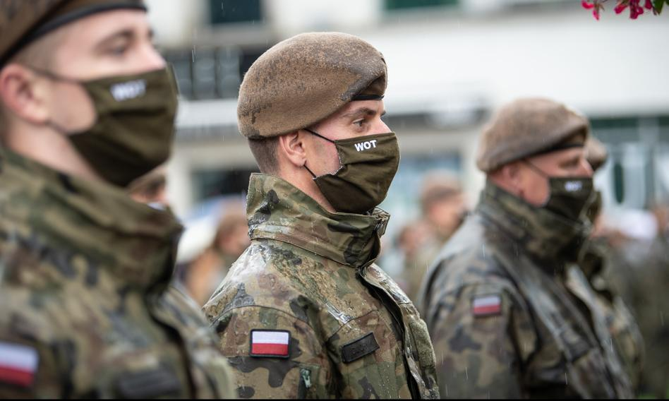 MON chce wprowadzić stałą wysokość stawki uposażenia zasadniczego dla żołnierzy służby przygotowawczej