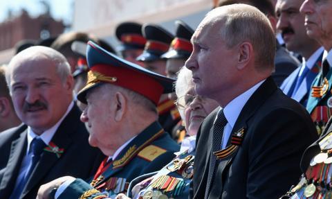 Putin: Białoruś jest solidnym partnerem gospodarczym Rosji