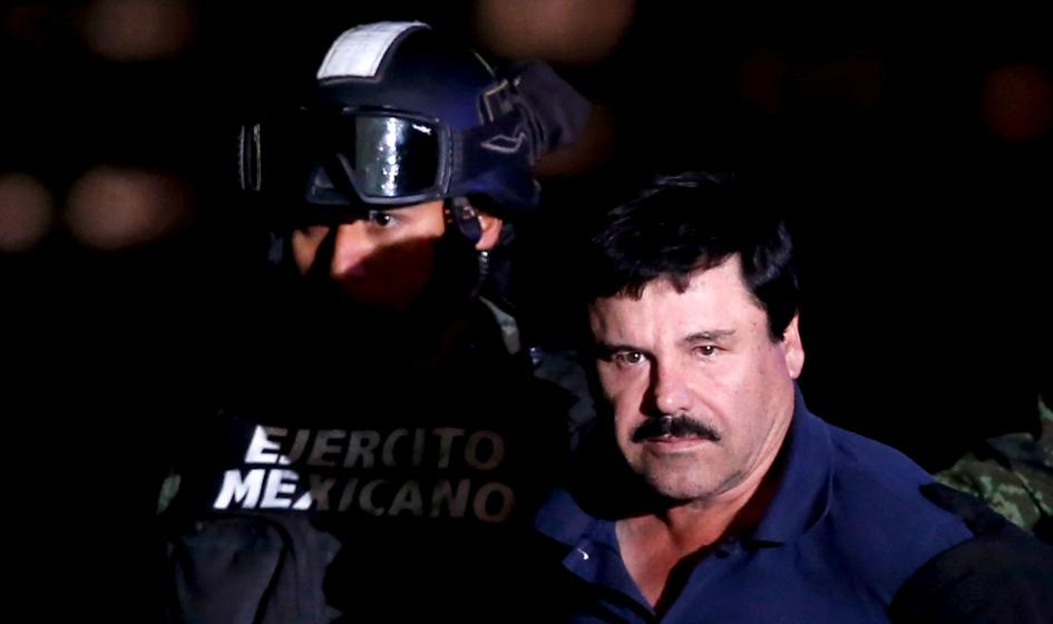 """Dom """"El Chapo"""", słynnego handlarza narkotyków, do wygrania na loterii"""