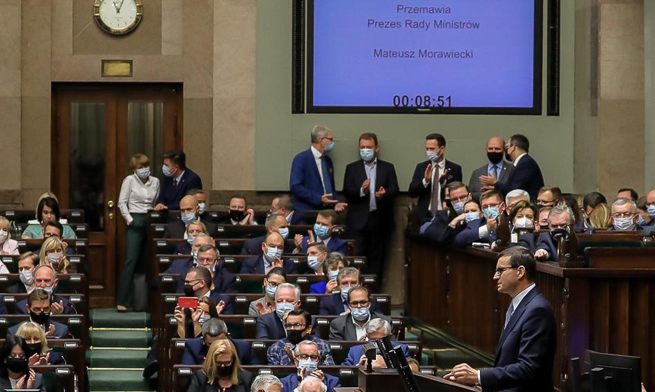 """""""Rzeczpospolita"""": Ekstrapensje na posadach w rządzie"""