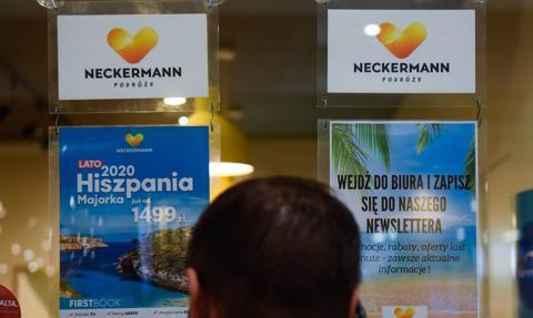 Prokuratura wszczęła śledztwo ws. Neckermanna w stolicy