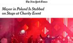 Amerykańskie media o ataku na prezydenta Adamowicza