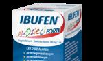 GIF wycofuje Ibufen Forte dla dzieci