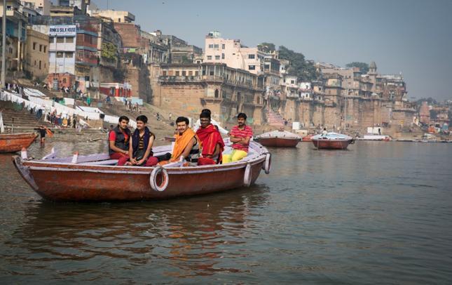 """Indie: święte rzeki otrzymały status """"bytów żywych"""" i osobowość prawną"""