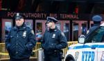 Eksplozja na dworcu autobusowym w Nowym Jorku