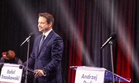 Arena Prezydencka. Trzaskowski: Będę prezydentem silnym i niezależnym