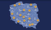 Ceny ofertowe działek budowlanych - marzec 2017 r. [Raport Bankier.pl]