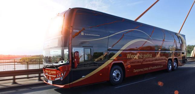 Polski Bus uruchamia 5 nowych linii do nadmorskich i górskich kurortów