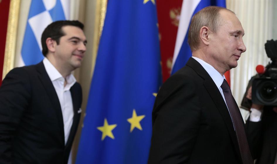 """Rosja: """"Nie"""" w greckim referendum to krok ku wyjściu ze strefy euro"""