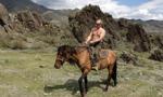 Putina kocha niemal cały kraj