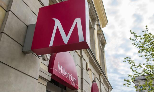 Kredyty gotówkowe Bank Millennium