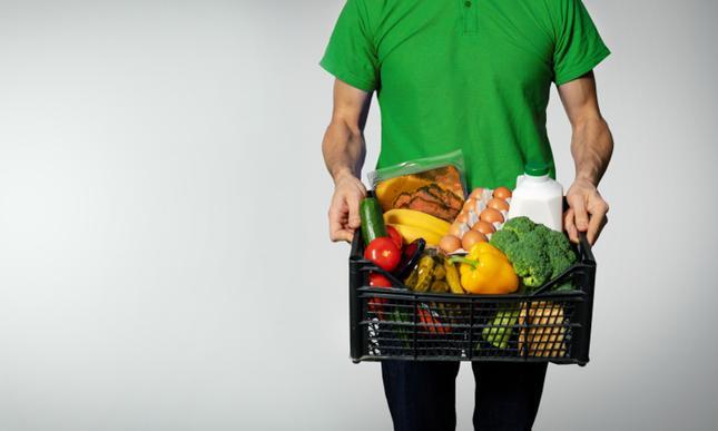 Zakupy spożywcze online. Terminy dostaw Carrefour, Auchan