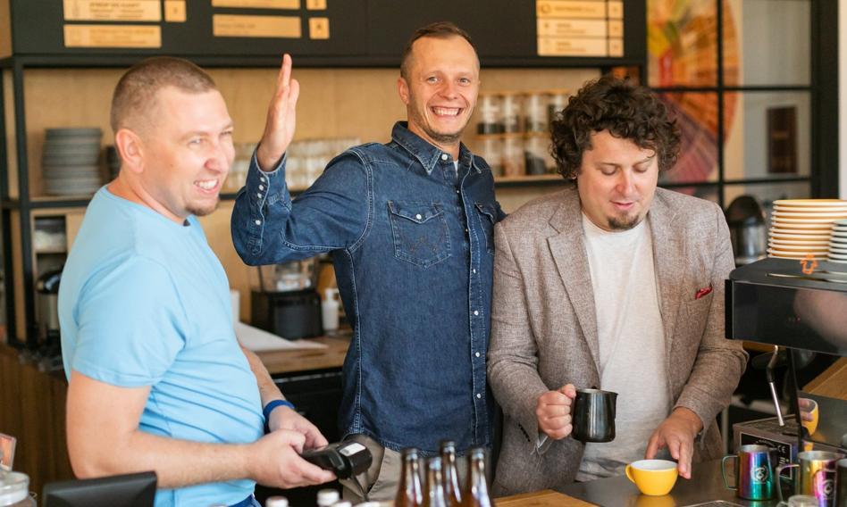 Kawowy e-biznes wart miliony