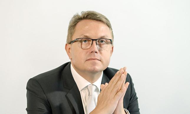 Arkadiusz Miętkiewicz zamienił fotel prezesa Ursusa na wiceprezesurę w BAH-u