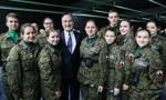 Co dziesiąty żołnierz Wojsk Obrony Terytorialnej jest kobietą