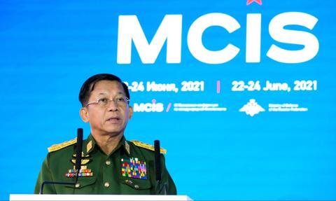 Dowódca junty Min Aung Hlaing objął urząd premiera Birmy