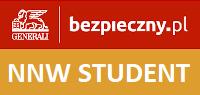 Ubezpieczenie NNW Studenta dedykowane dla studentów i uczniów wyższych uczelni z 10% rabatem